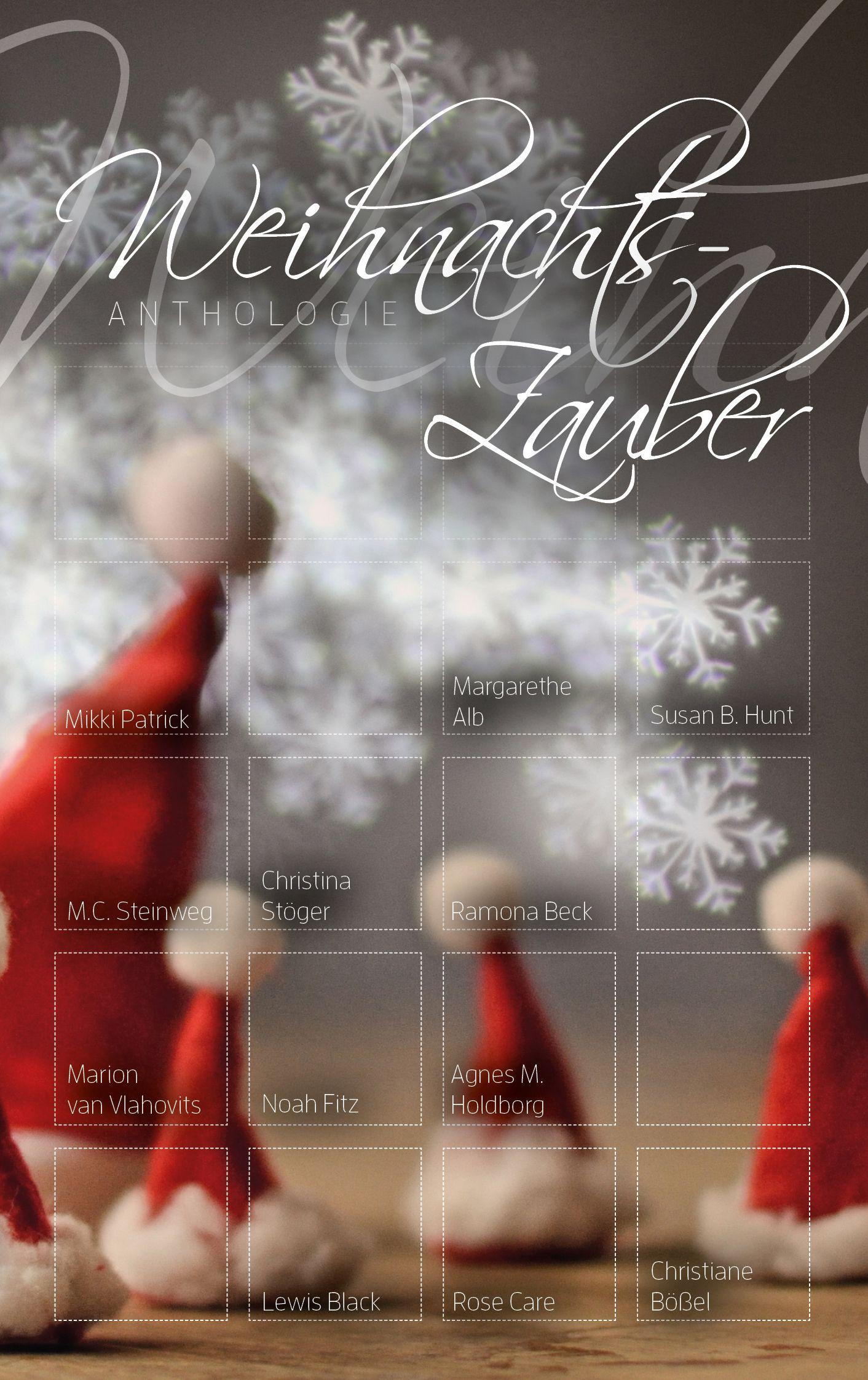 Unsere Weihnachtsanthologie zugunsten des Kinderhospiz Mitteldeutschland e.V. Coverart by Christoph Herbaty