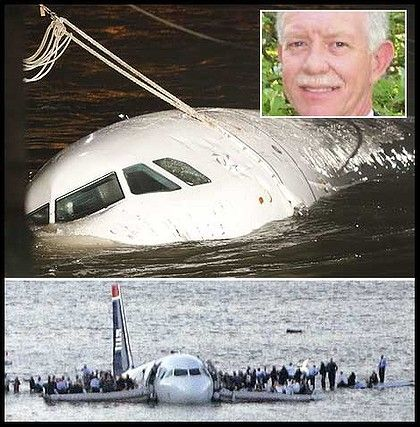 Captain Sully....no better pilot since, well, my dad!