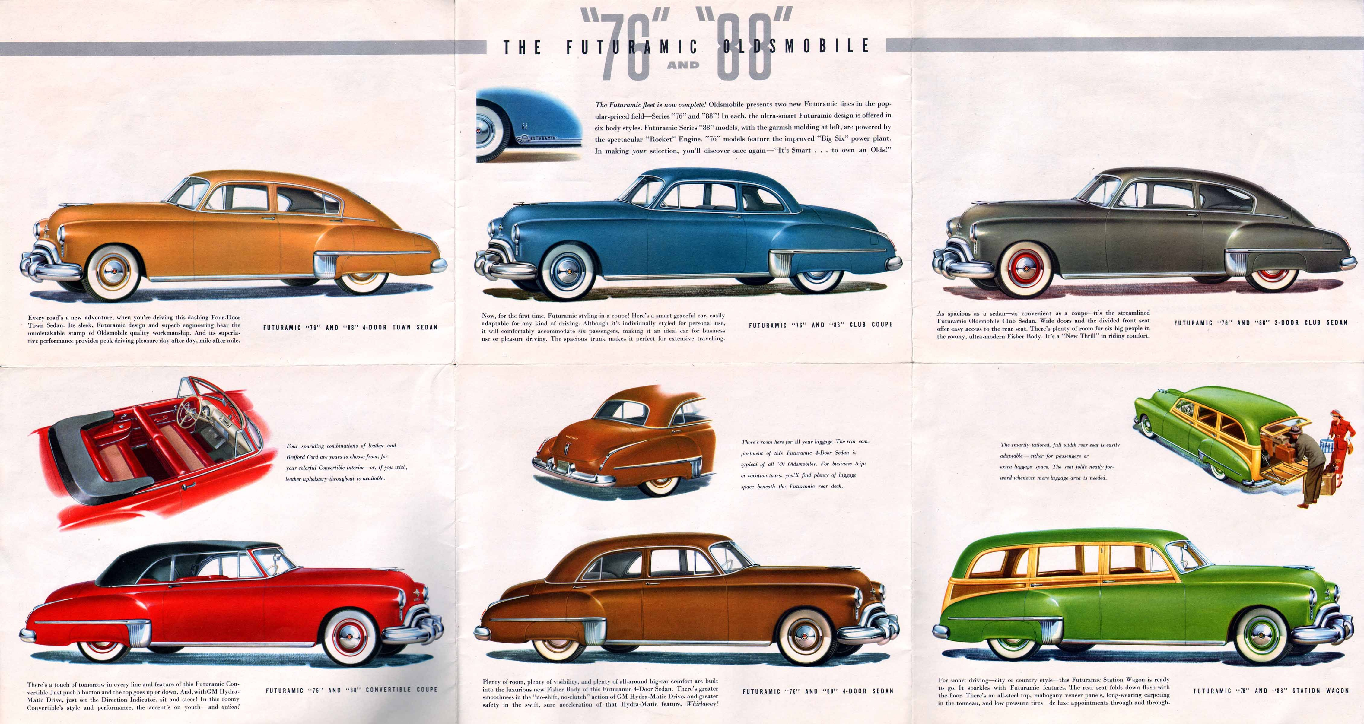 1949 olds google search
