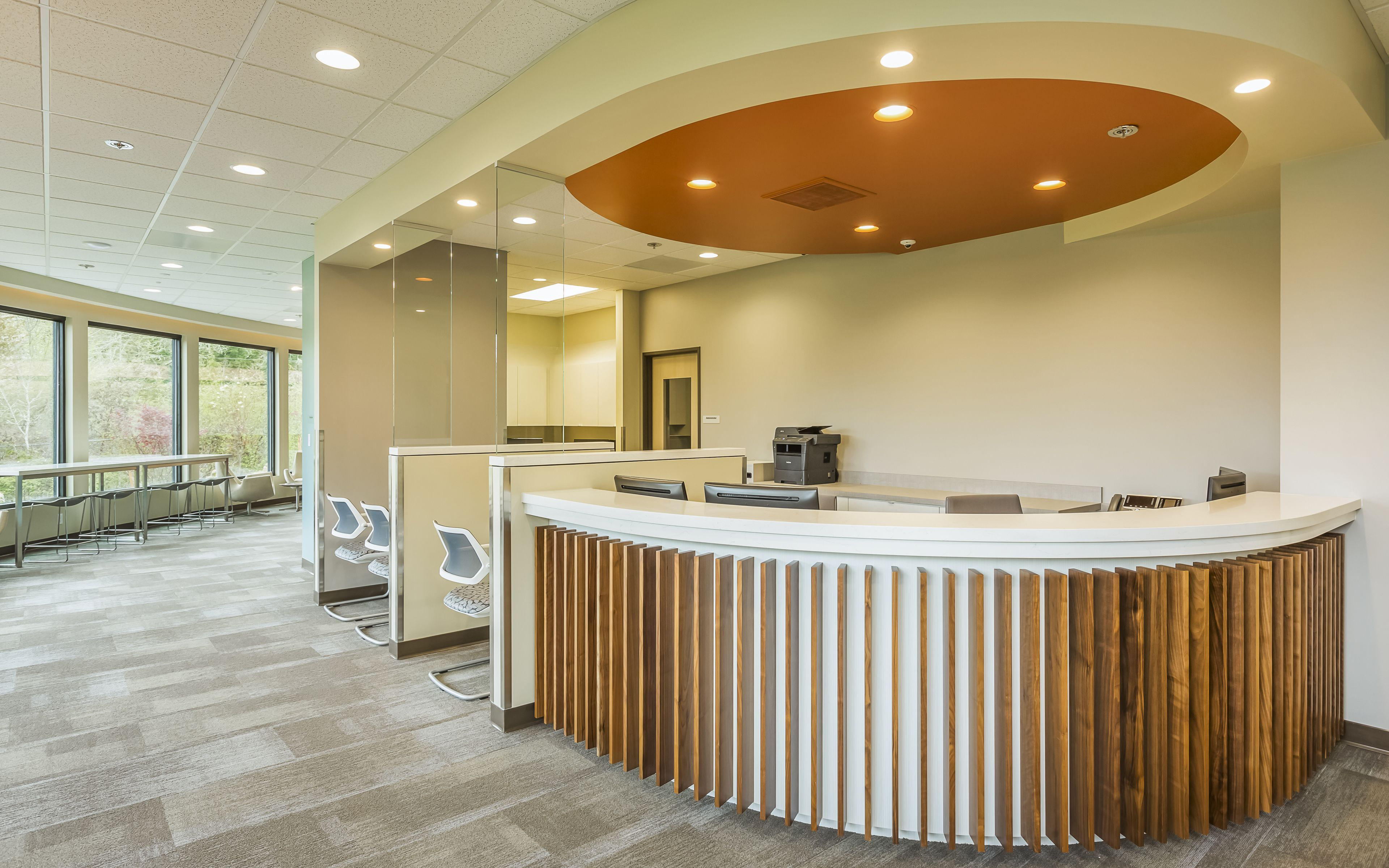 ASC In Salem OR Healthcare Interior Design And Construction By Emmett Phair Build