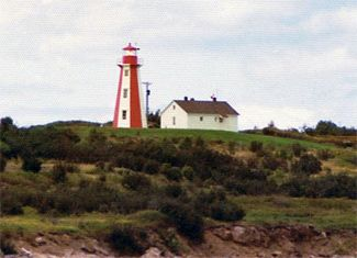 Partridge Island, NB