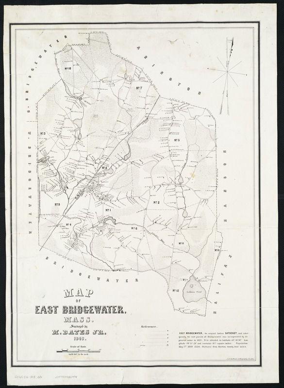 Pin by Old Bridgewater Historical Soc on Bridgewater Area