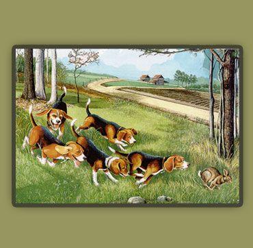 Beagle Art Paintings By Ronald Ragland The Artist Beagle Art