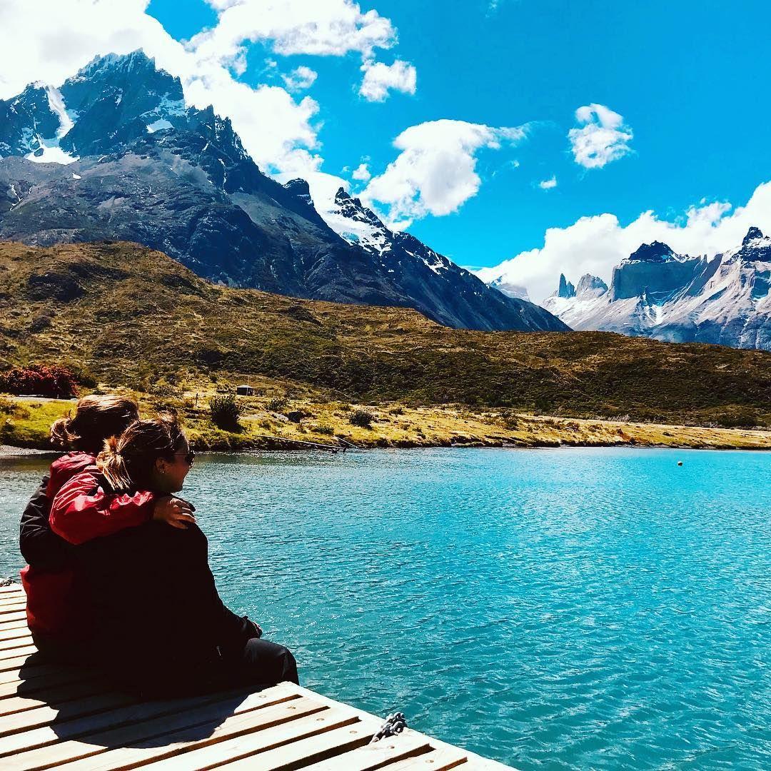 Parque Nacional Torres del Paine Región de Magallanes Chile y