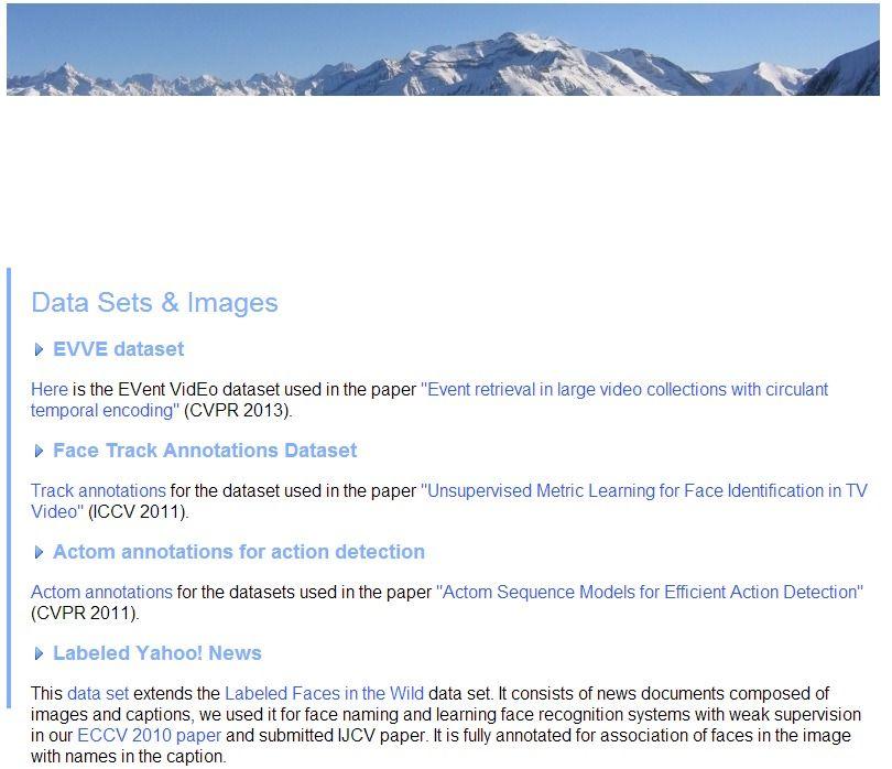 Die 26 besten Bilder von Action datasets in 2014 | Aktion