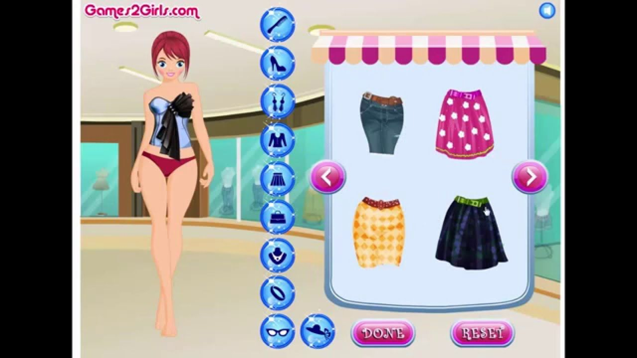 free games shopping online play