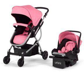 Urbini Omni 3-in-1 Baby Travel System. Modern, Versatile ...