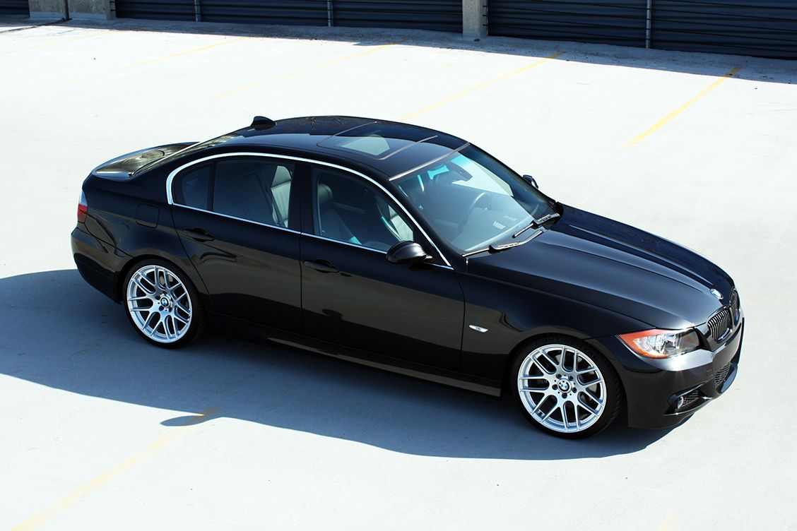 Bsm E90 330i Lci M Sport Front Conversion With Images Bmw