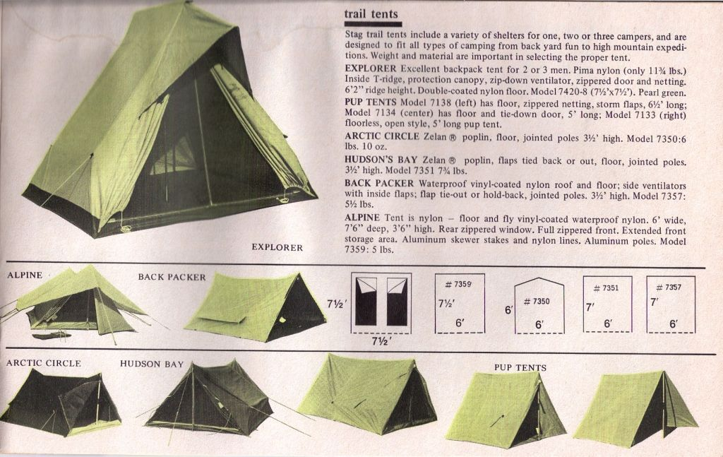 Here are some more Hirsch Weiss-White Stag canvas tent shots. Description from thesamba  sc 1 st  Pinterest : canvas tent craigslist - memphite.com