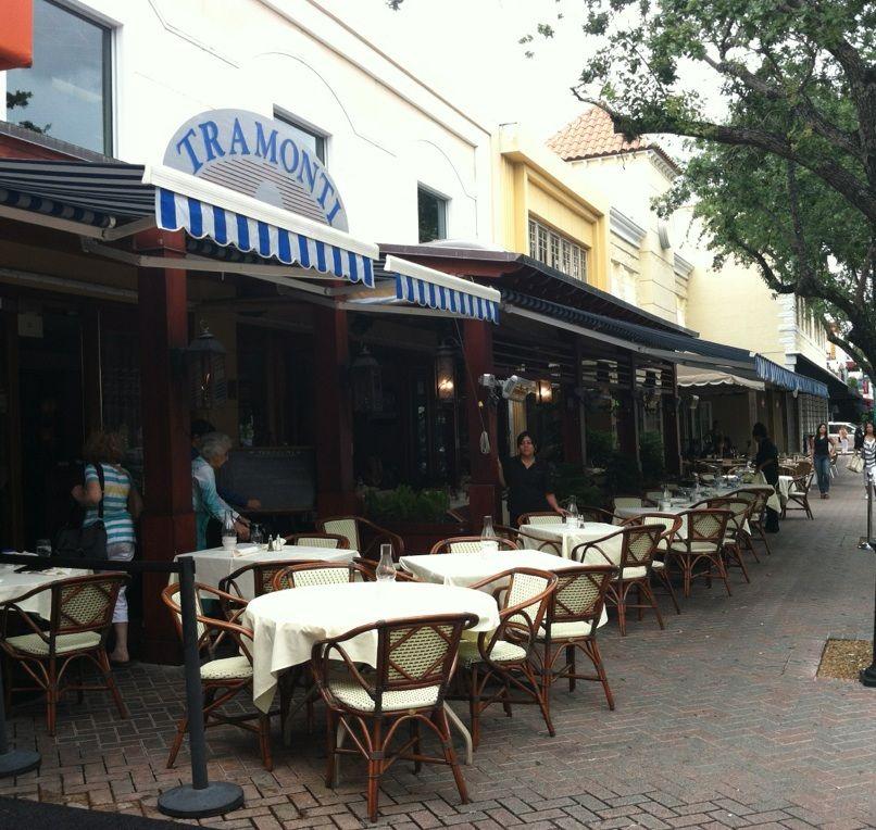 Great Delray Beach Florida Italian Restaurant Restaurants Downtown