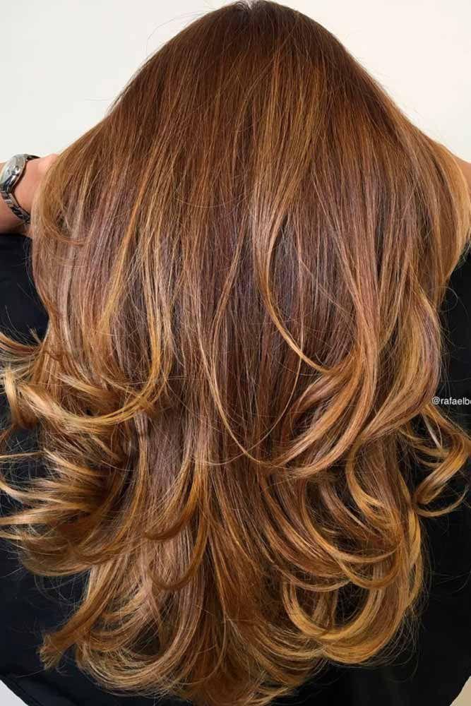 Hair Color (mit Bildern)   Haarfarben, Hellbraune