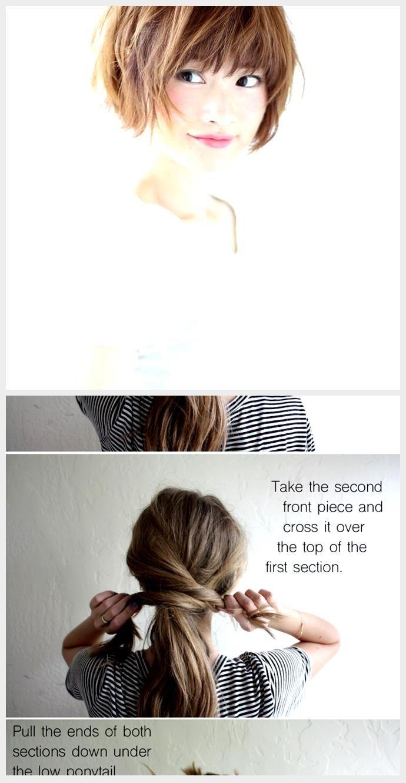 Photo of – # Pregede kort # Korte hårklipp # Baconsandwich