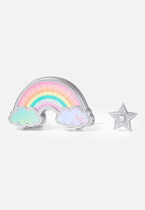 Rainbow Doorbell Justice Girly Accessories Girly