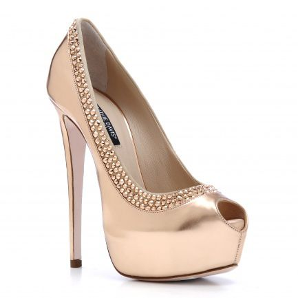 Damen Pumps CRISTINA, gold, 35