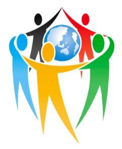 To Be Social Logo   Logo Design Gallery Inspiration   LogoMix