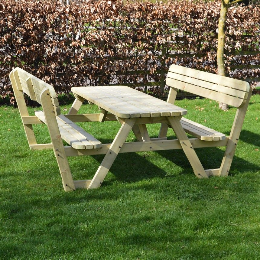 Lyddington Rounded Picnic Bench   6ft   Rutland County Garden Furniture. Lyddington Rounded Picnic Bench   6ft   Rutland County Garden