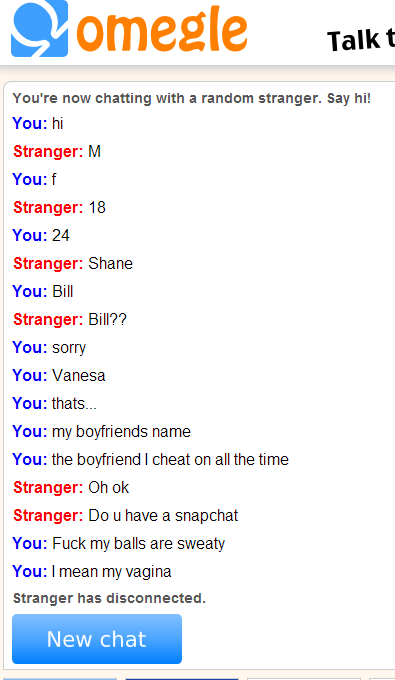 Omegle is dying