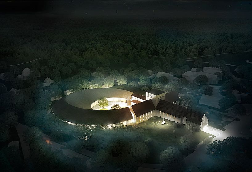 Aart Architects To Extend Oslo S New Viking Age Museum Viking Museum Cultural Architecture Church Design Architecture