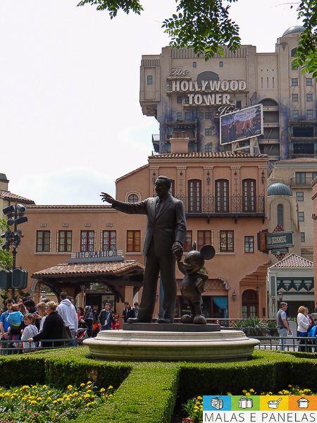 Walt Disney Studios Paris | Malas e Panelas