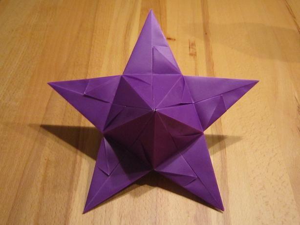 5 Zackiger Aurelio Stern Crafts Pinterest Origami Origami