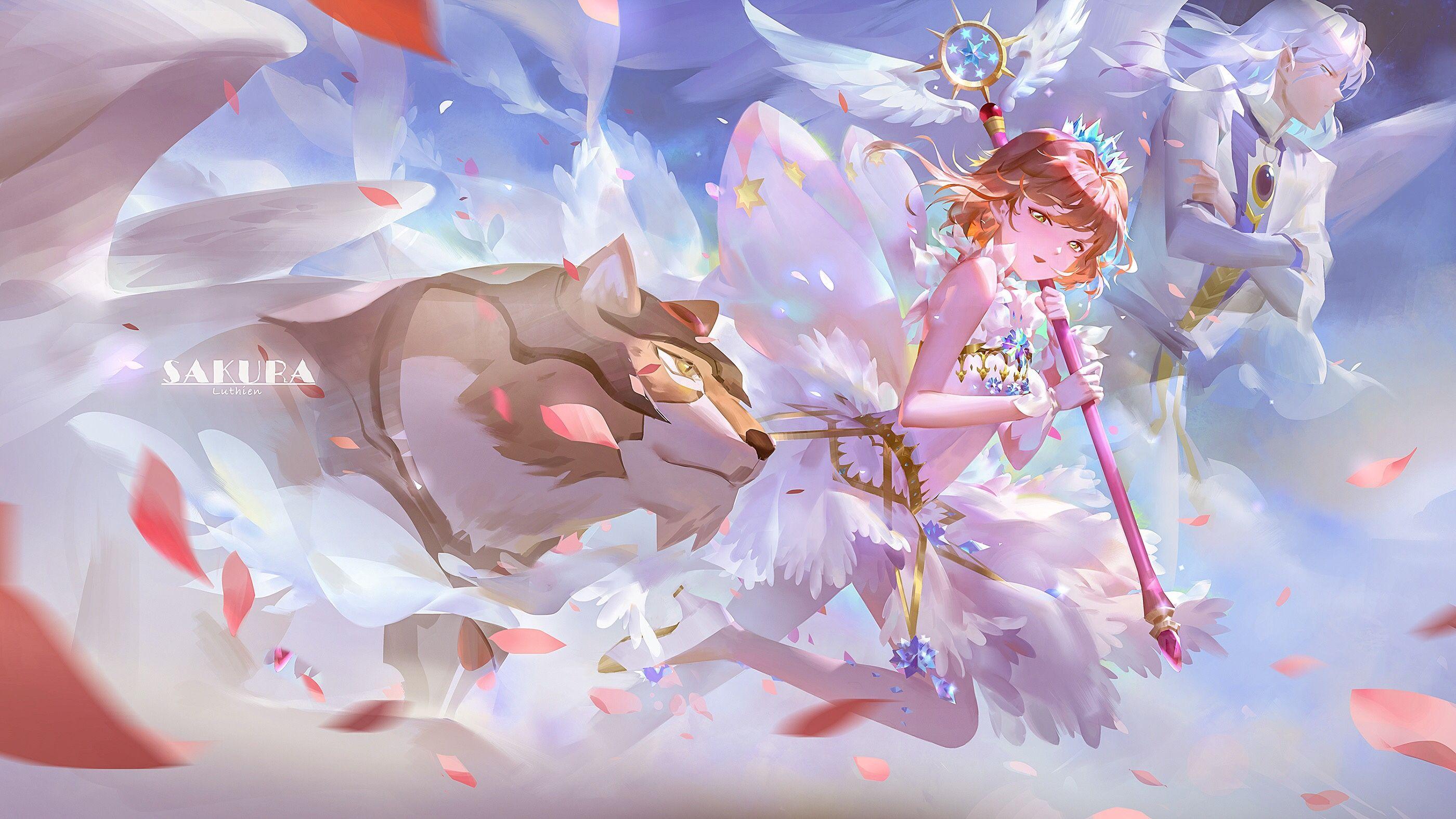 Pinterest Cardcaptor sakura, Clear card, Anime