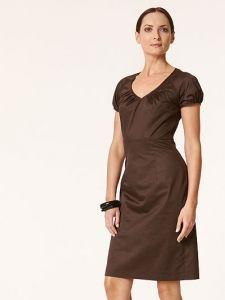 Schnittmuster kleid v ausschnitt