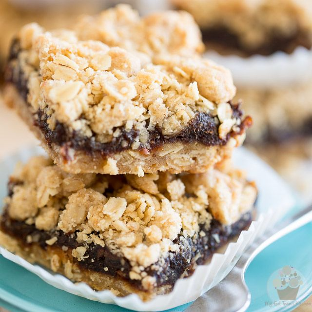 The Best Ever Date Squares