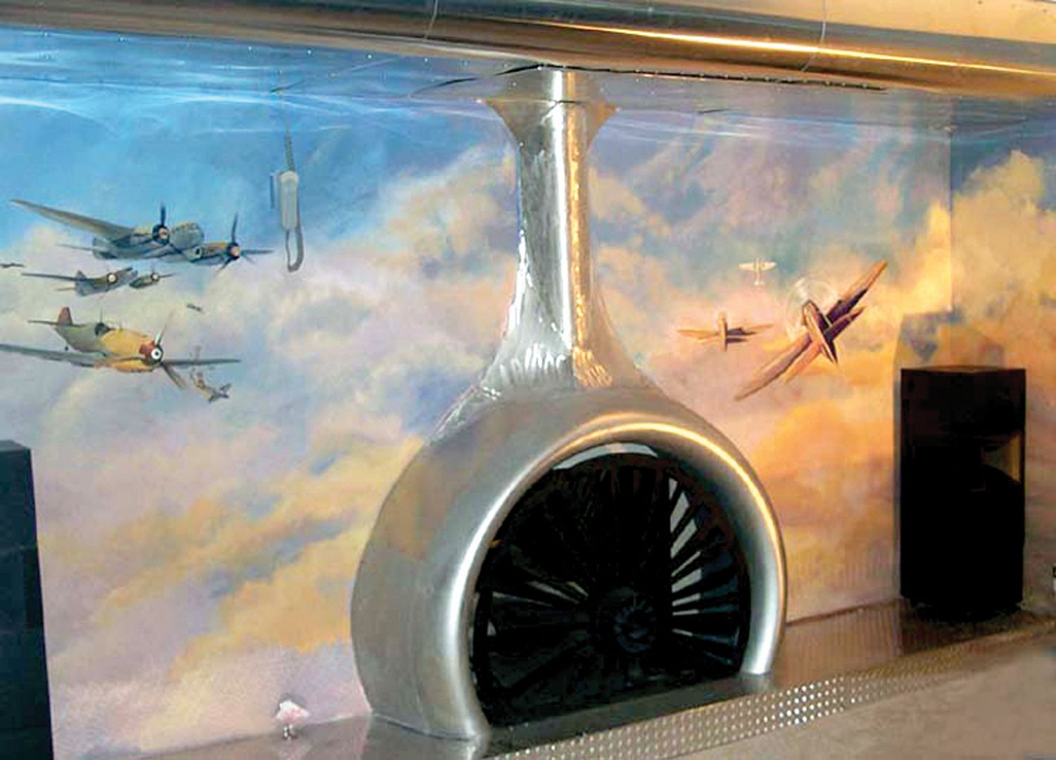 Airplane Wall Mural Gallery home design wall stickers