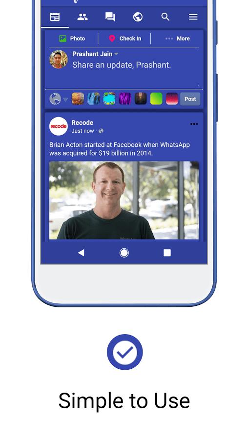 Fella for Facebook Premium v1 4 7 Cracked APK Download