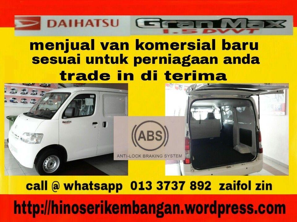 8 Panel Van Daihatsu Gran Max Baru Linkedin With Images