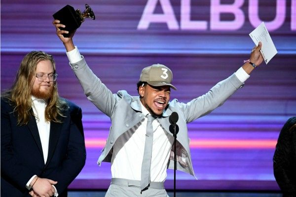 Chancetherapper Will Donate His Best Rap Album Grammy Award To Dusable Museum Of African American History Https Best Rap Album Chance The Rapper Rap Albums