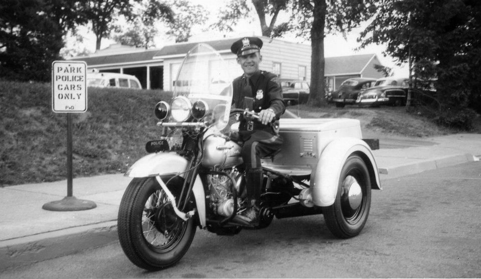 Cool, fair lawn NJ Harley davidson sidecar, Cruisin, Old