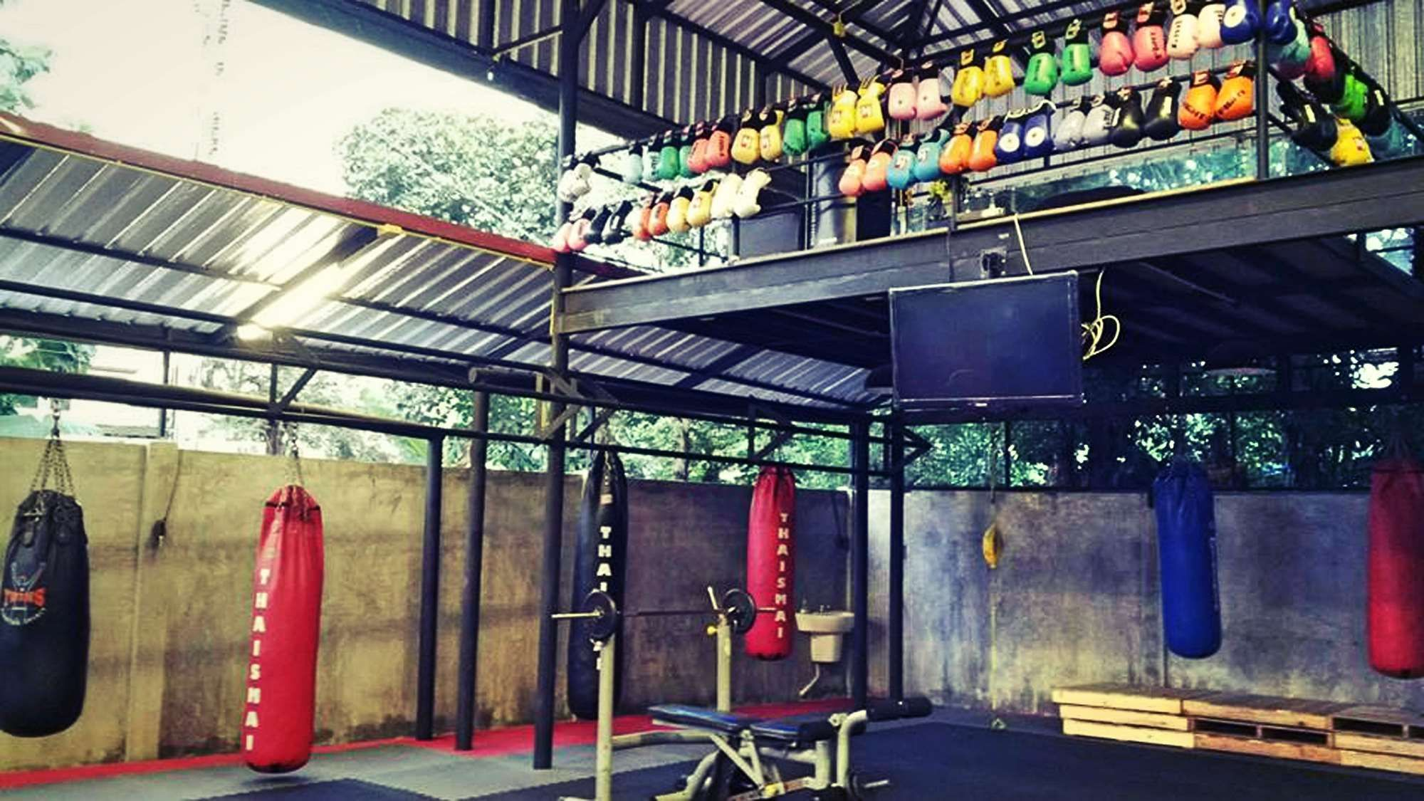 Forum on this topic: Step Inside The Designer Muay Thai Gym , step-inside-the-designer-muay-thai-gym/