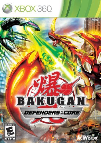 Bakugan Battle Brawlers Defenders Of The Core Xbox 360 Details