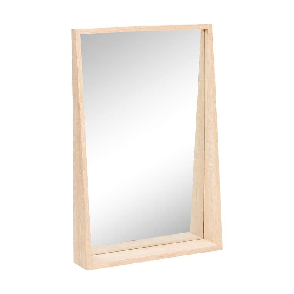 Spiegel Regal In Einem Online Bei Milanari Com Tischspiegel Wandspiegel Eiche