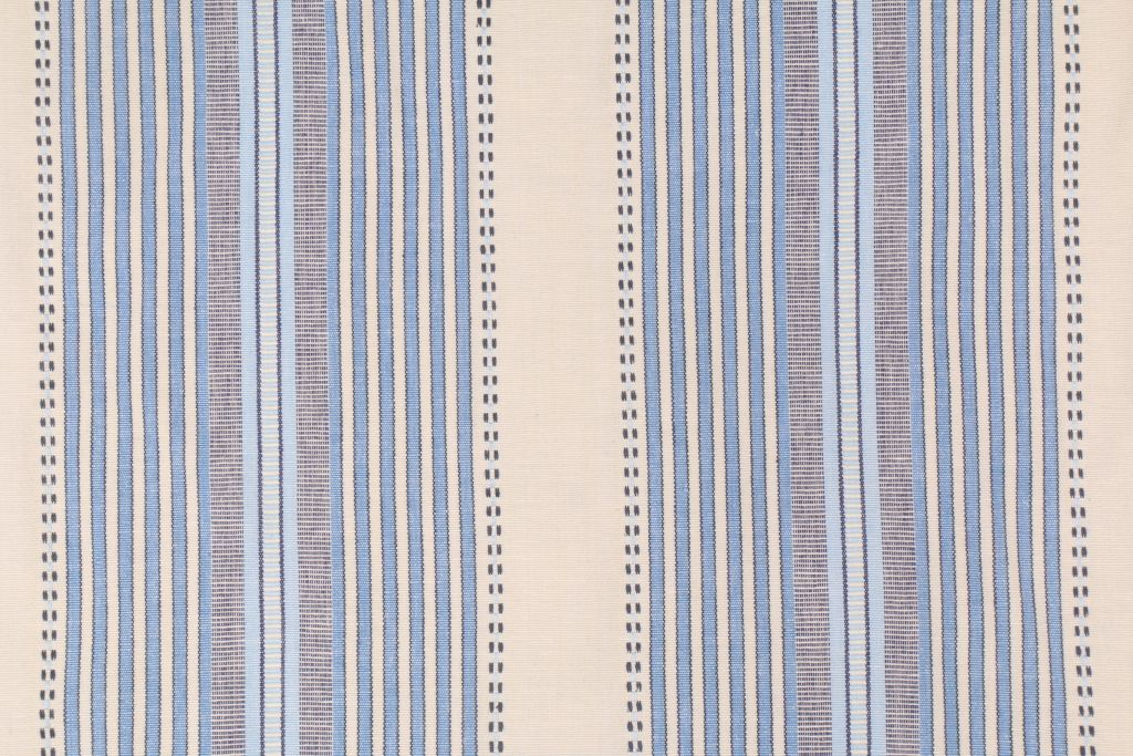 Buster surf striped decorator fabric, pussy hard dick