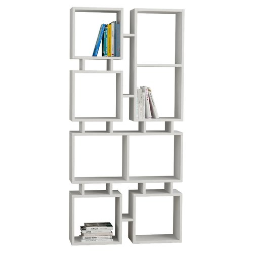 Zipcode Design Cindy Rail Bookcase Bookcase Home Furniture
