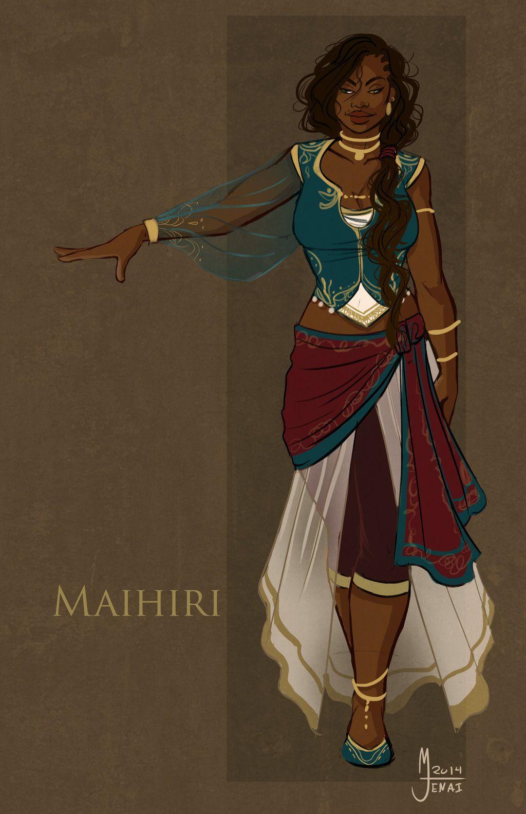 Damattan Outfit by M-Jenai.deviantart.com on @DeviantArt