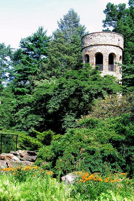 Chime Tower at Longwood Gardens | Gardens to Behold