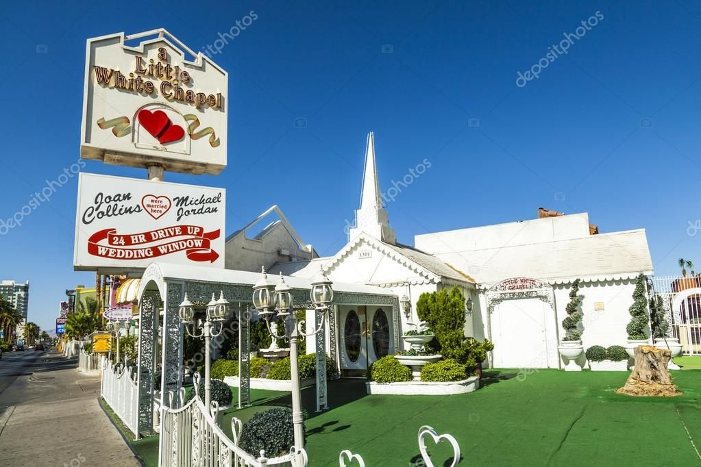 A Little White Wedding Chapel Las Vegas Nv Free Wedding Inspirations Website In 2020 Free Things To Do Las Vegas Wedding Packages Las Vegas Hotels