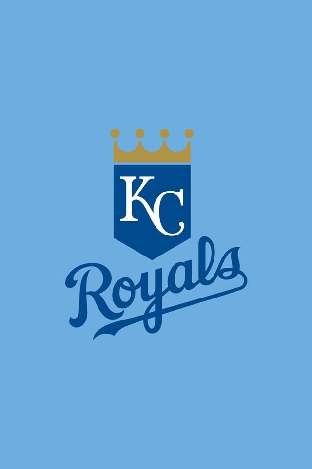 Classic KC royals ~ wallpaper/lock screen  Major league baseball