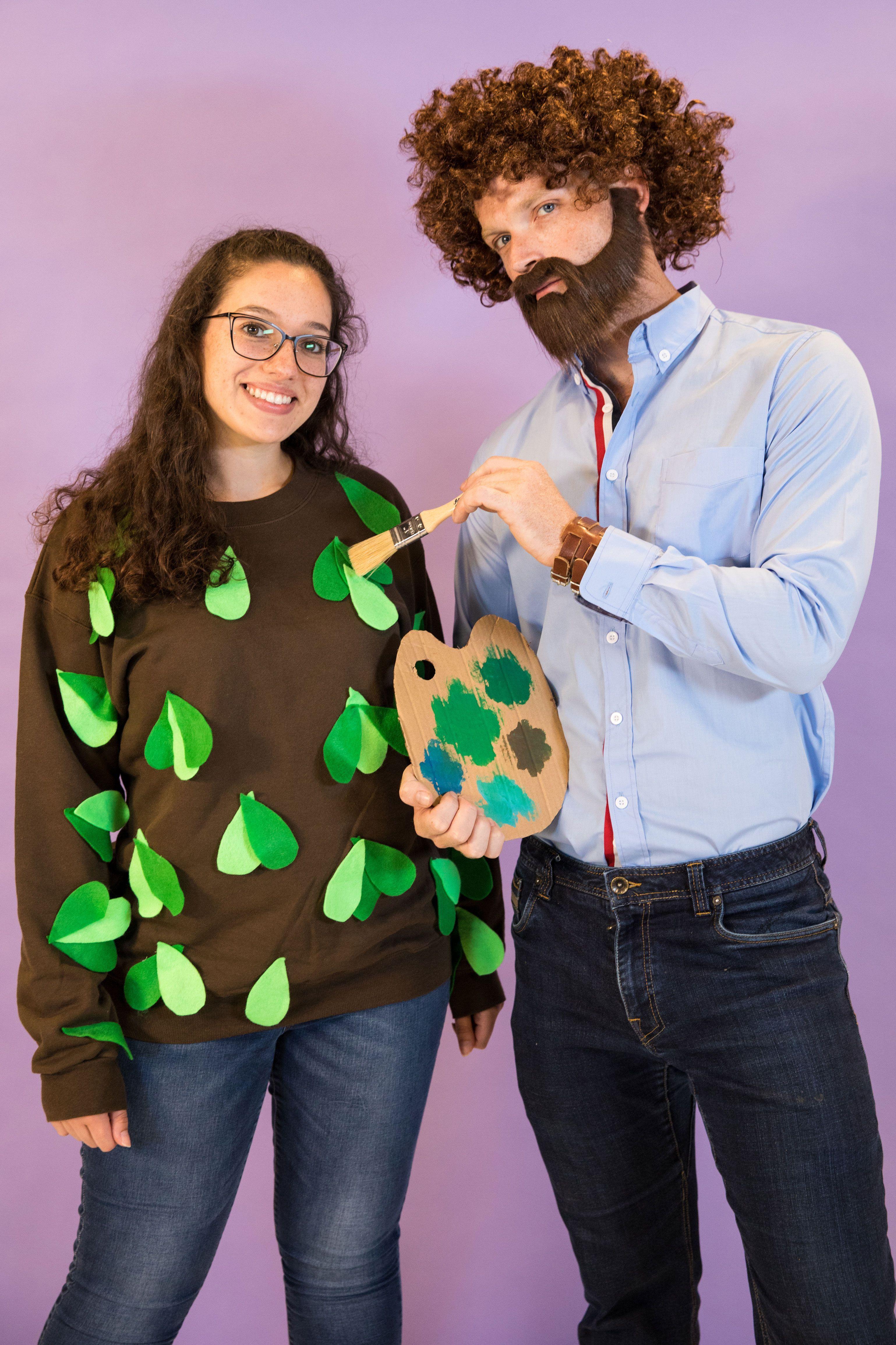 happy little tree costume - 736×1104