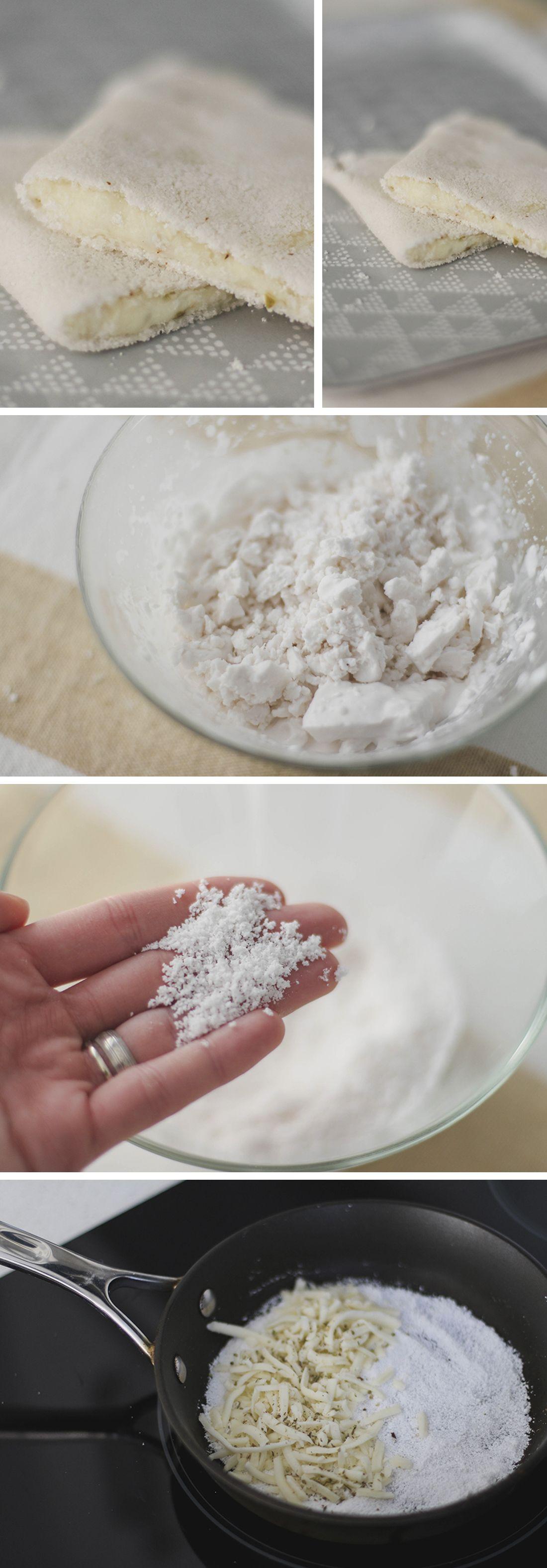 Passo a Passo de Como Fazer Tapioca - Pam*B | Receitas. Rocambole de canela. Como fazer tapioca