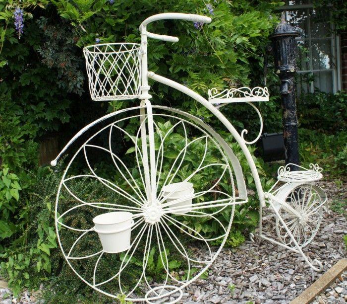 Penny Farthing Decorative Bike Planter   Decorative And Ornate Planters    Garden Planters U0026 Accessories   Garden U0026 Outdoor Living   Catalogue