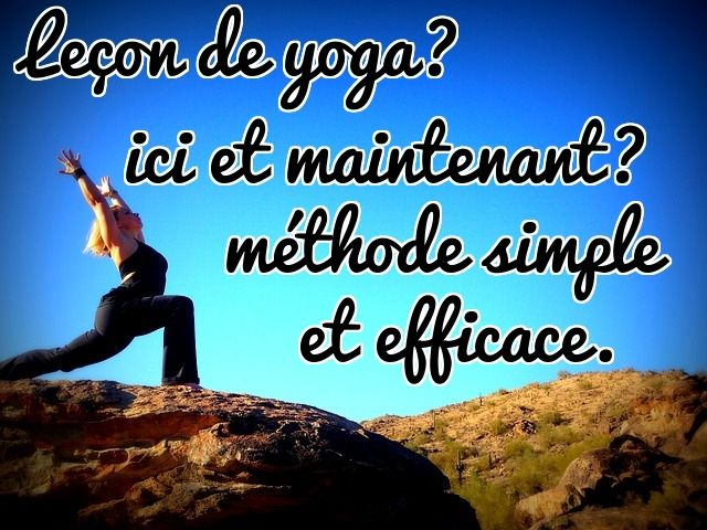 Tu connais les cours de Yoga en ligne ? En moins d'un mois j'ai fait d'énorme progrès en Yoga grâce à cette méthode http://linkea.xyz/yoga