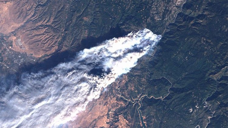 California's wildfires may be the best thing to happen to