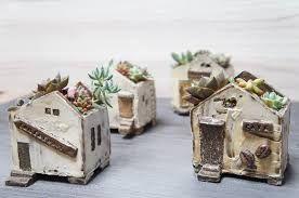 月下陶房 植木鉢 Gekka Toubou 植木鉢 陶芸 ハンドメイド