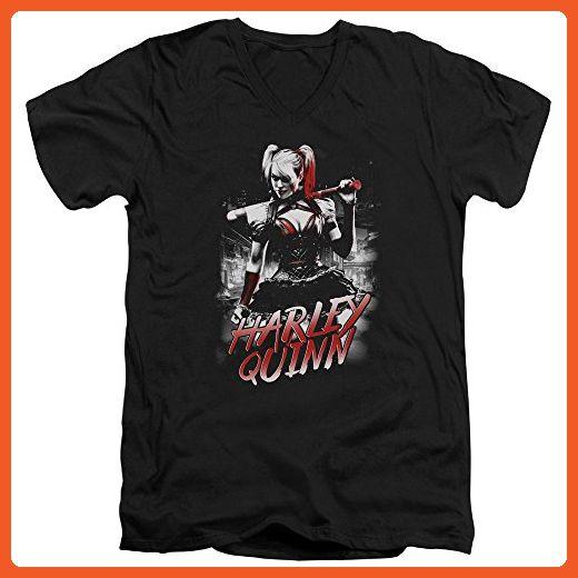 Batman Arkham Knight Harley Quinn Dice Sweatshirt