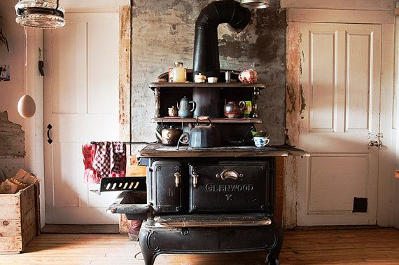 So rustic and homey... <3