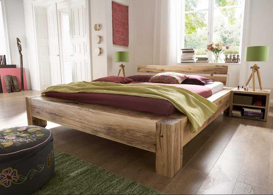 Massivholzbetten design  Billig massivholz betten | Deutsche Deko | Pinterest